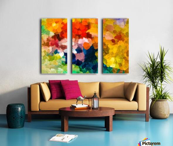 9A97CFE0 FC50 4D52 B88F 8B6D0885E38A Split Canvas print