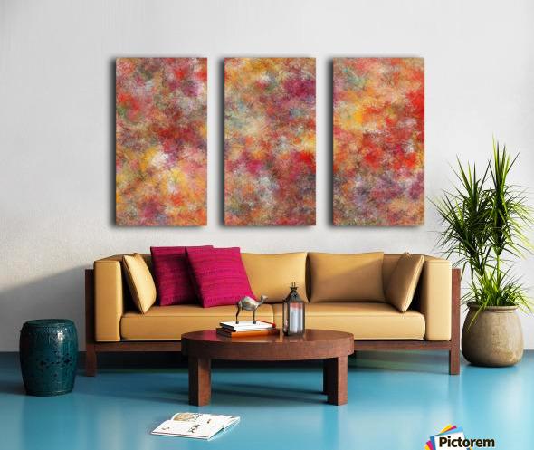 Passione Split Canvas print