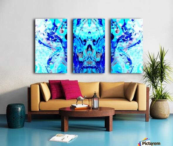 1546579087001 Split Canvas print