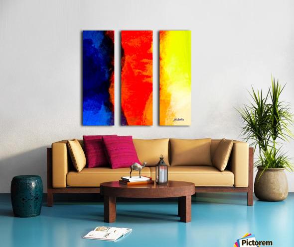 EC0CCAF1 1204 41E3 B290 31F8B3C85D87 Split Canvas print