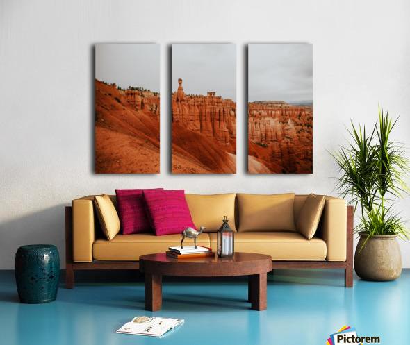 Bryce Canyon Utah Toile Multi-Panneaux