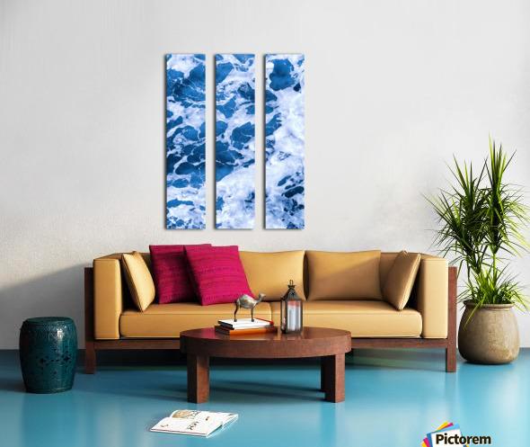 Tropical_XI Split Canvas print