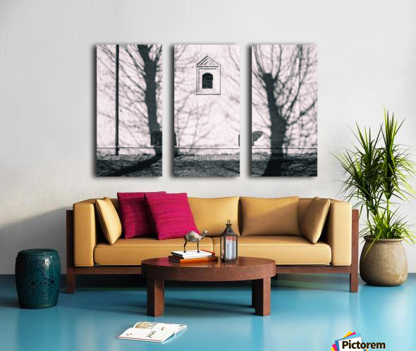 From the Past  Split Canvas print