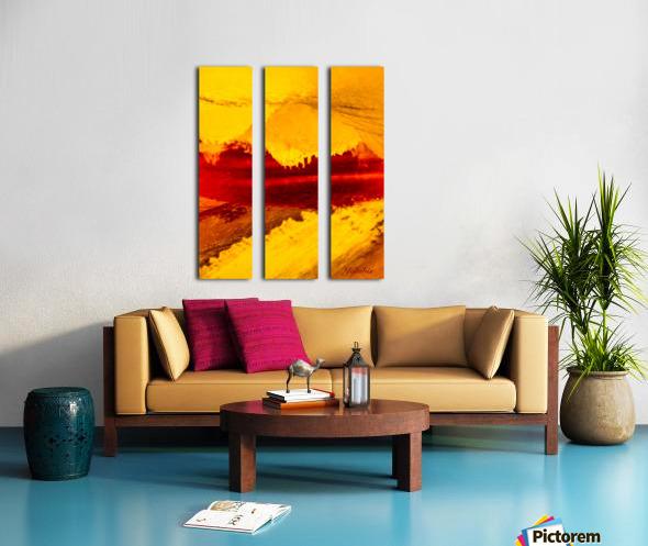 9889B04B DA04 43C9 BBDF 616AB70E13D9 Split Canvas print
