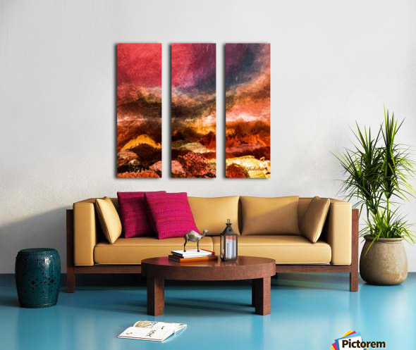 18ED2099 4C4E 422E BAB8 0282A3C59A8C Split Canvas print