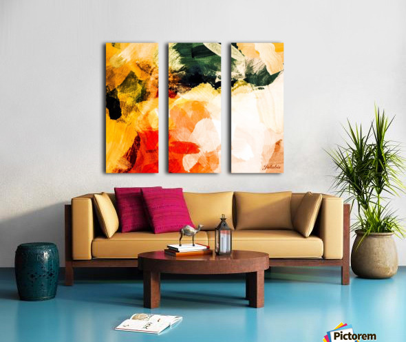 8B773AE6 779E 4168 B9EA 4A58F44CCF00 Split Canvas print