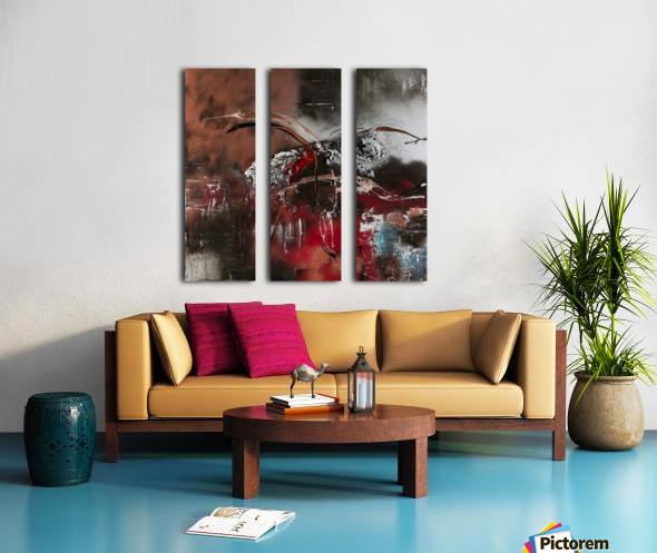 3196   you re mine Split Canvas print