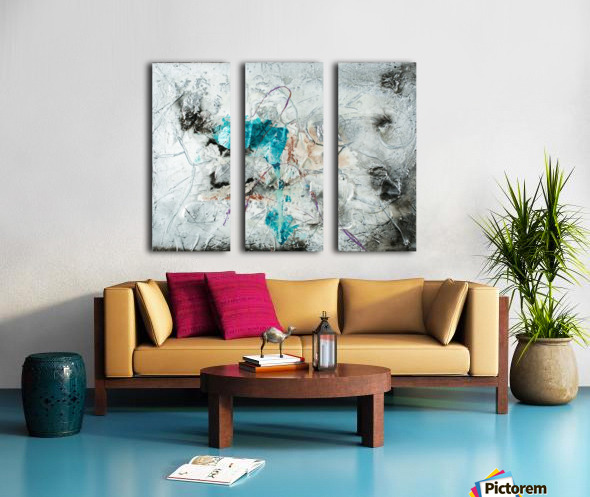 3759   Keep your eyes closed Split Canvas print