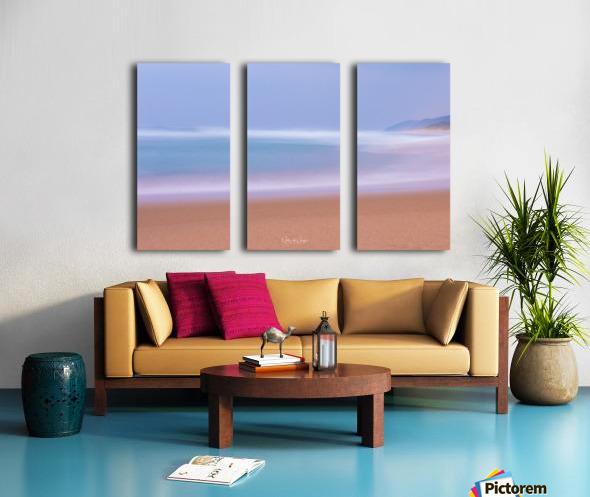 Seascape Split Canvas print