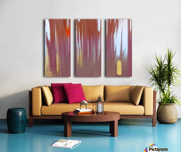 Moving Trees 27 Landcape 52 70 200px Split Canvas print