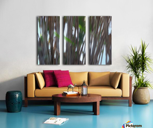 Moving Trees 26 Landcape 52 70 200px Split Canvas print