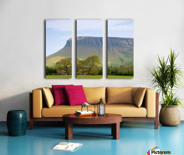 SO 091 Benbulben Split Canvas print