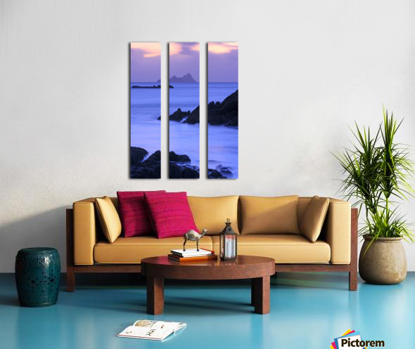 KY 281 Ballinskelligs Bay  Split Canvas print