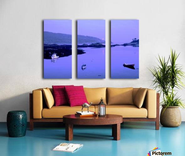C 027 beara Split Canvas print