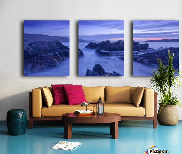 C 648 Beara Twilight_1549707548.46 Split Canvas print
