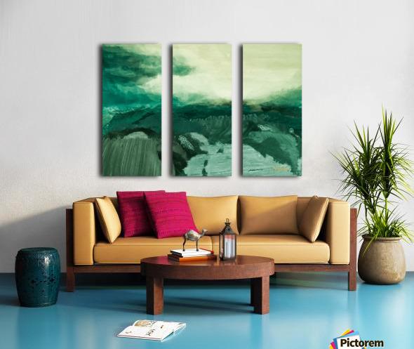 821EC866 6214 4148 8563 0ACF4C855E13 Split Canvas print
