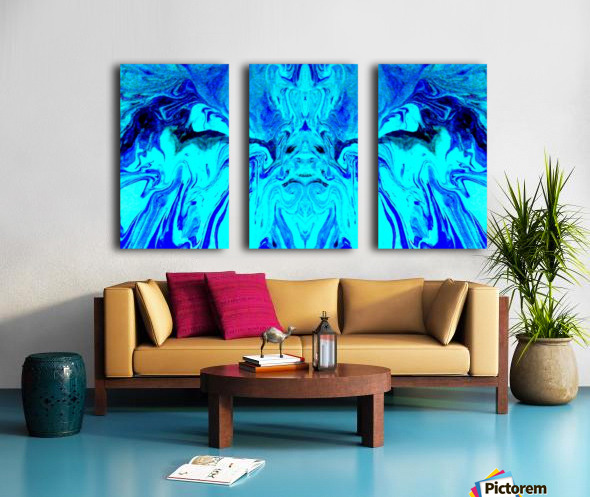 1550076178902 Split Canvas print