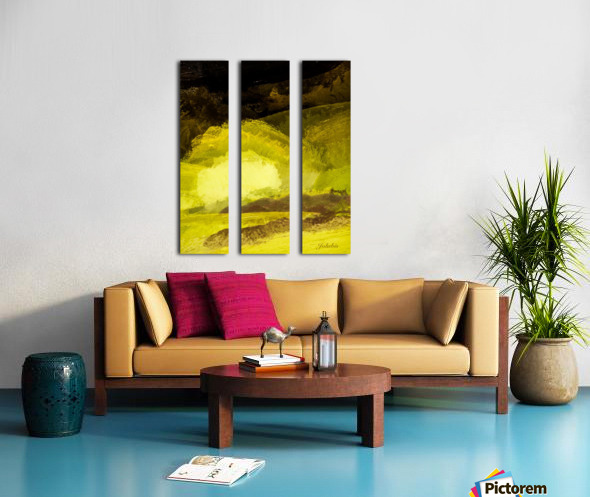 7F5487EE 6C15 48F7 99B4 88974A33E9F1 Split Canvas print