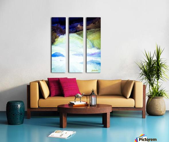 289AFD5C 66DF 4A95 ACF9 3F71B4B68F73 Split Canvas print