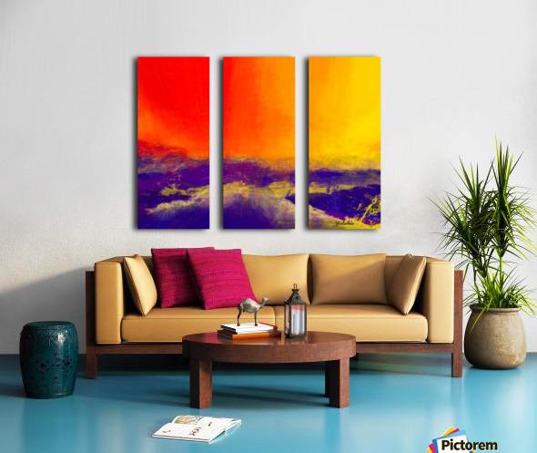 1362AEA4 A7D8 4DE6 A787 CE81C802FB6D Split Canvas print
