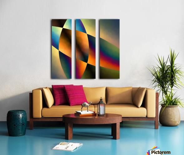 Venus Split Canvas print