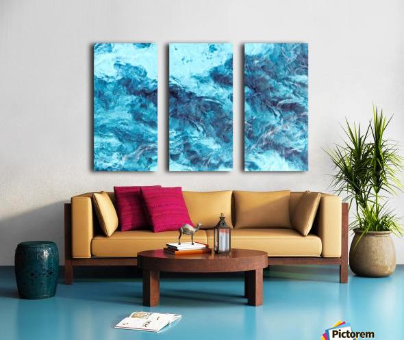 Tropical XXI Split Canvas print