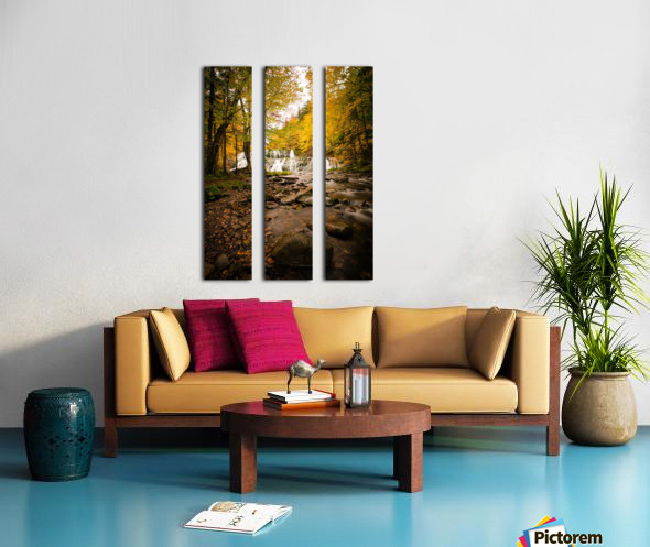 Egypt Falls Split Canvas print