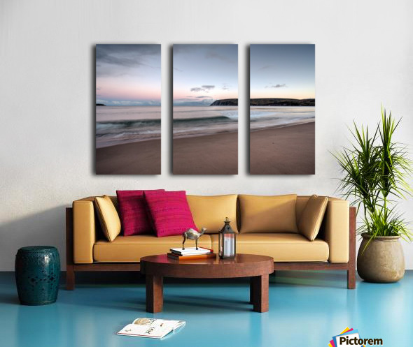 Tranquility Split Canvas print