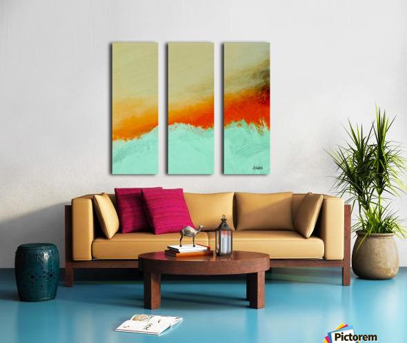 9691F8CF 366B 4C09 98E5 3AE62D617EA9 Split Canvas print