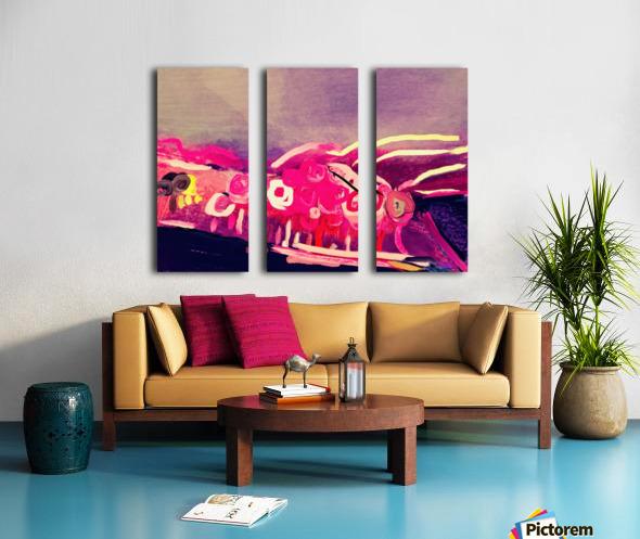 3BD151EF D6BB 4014 B4B0 892DAC542C9C Split Canvas print