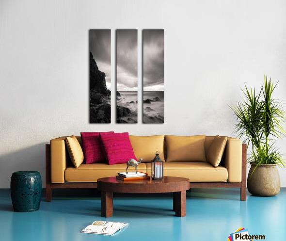 Sagara Split Canvas print