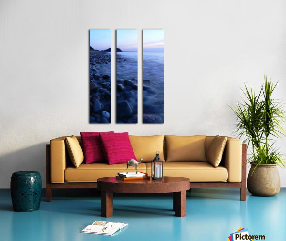 Serenity Split Canvas print