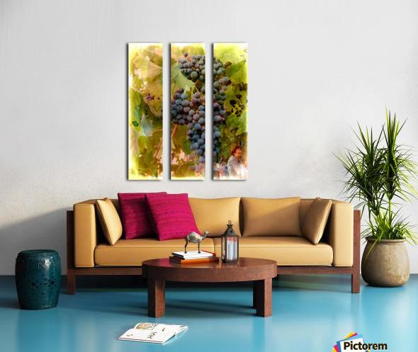 Waiting for Wine Split Canvas print