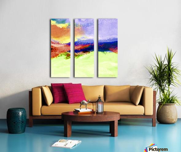 B1445F82 96FB 4425 8C0F 82D98E6654B6 Split Canvas print