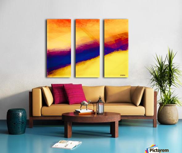 C5CC5A15 463E 4F70 89C3 9501487C2C32 Split Canvas print