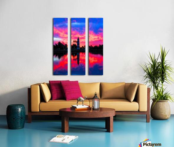 20190212 IMG_3237 Split Canvas print