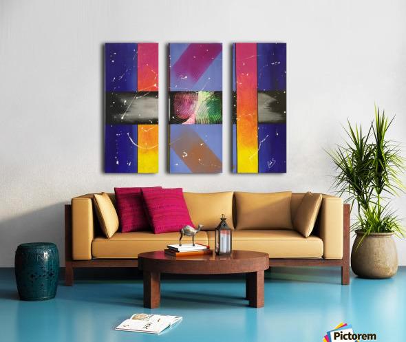 DREAMSCAPE Split Canvas print