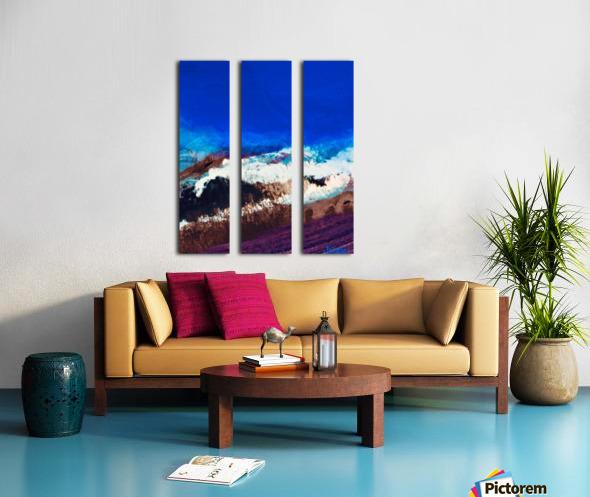0E9BA0B0 2CC1 4CDC BC5B DC30712F8070 Split Canvas print