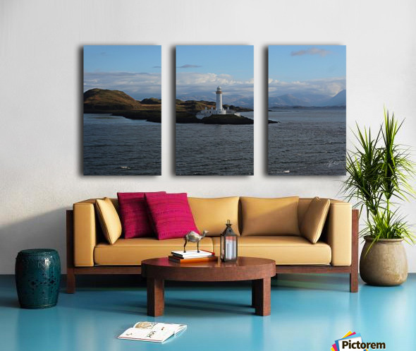 Light House Split Canvas print