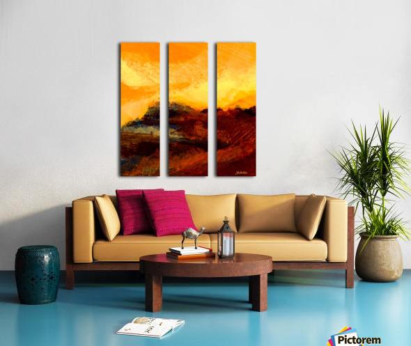 7BE1BAAF 46E5 45AF BB39 D6BC1B729C70 Split Canvas print