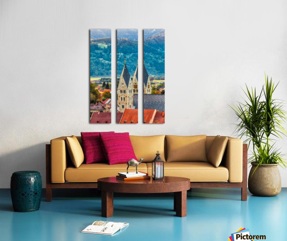 FRIESACH 01 Split Canvas print