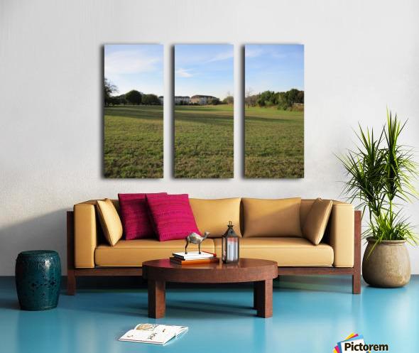 Landscape Photograph (56) Split Canvas print