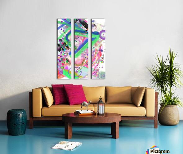 New Popular Beautiful Patterns Cool Design Best Abstract Art_1557269361.88 Split Canvas print