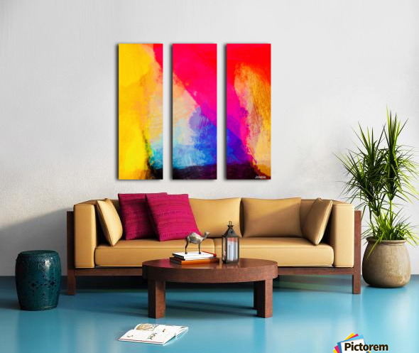 7BF5AC37 67B2 4F4F 97FD 19C1AF485F7F Split Canvas print