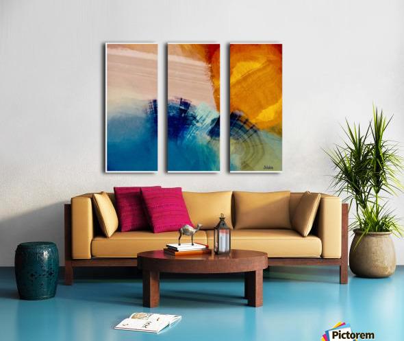 8AC7F415 7987 4CFA 9F91 D6CD6D7CFEE7 Split Canvas print