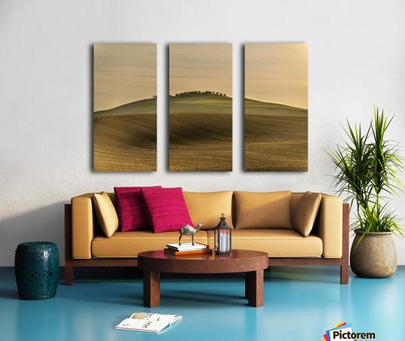 Toscane Split Canvas print