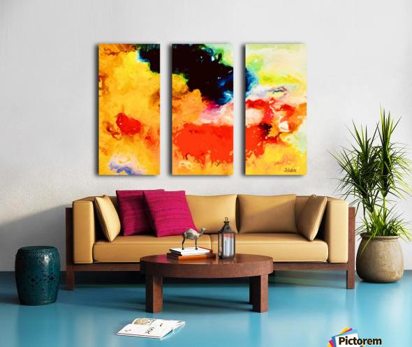 3C62A152 D2B0 44E7 88D0 EEC1AF77B039 Split Canvas print