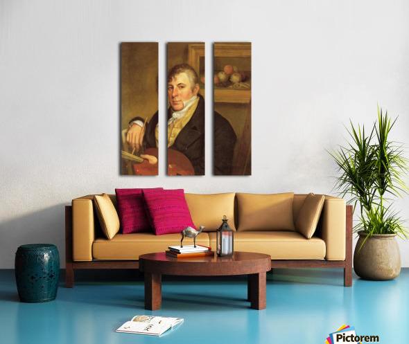 Raphaelle Split Canvas print
