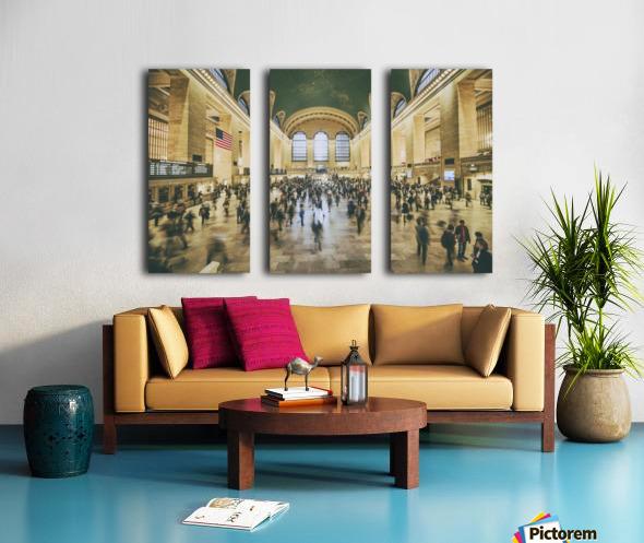 Grand Central Station Split Canvas print