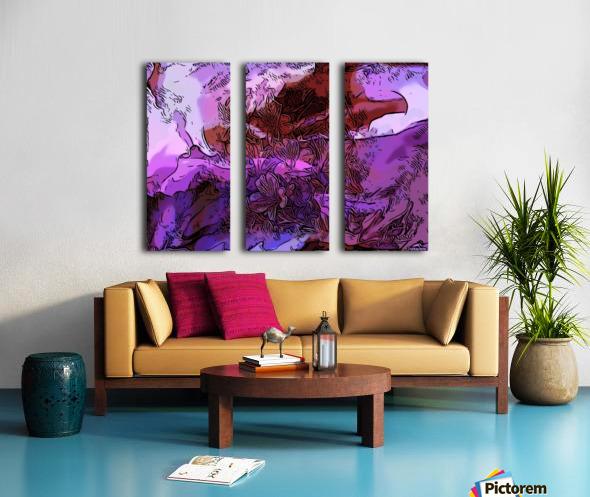 995EAA61 A2E8 4895 9D73 2CCE622AFACD Split Canvas print